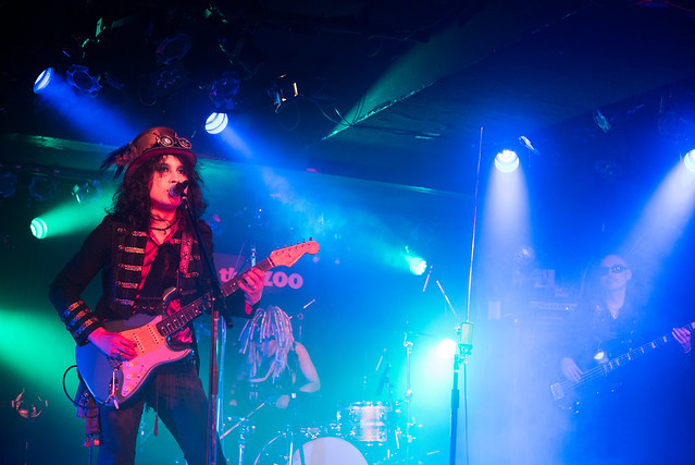 Coal Tar Moon live at Zher the Zoo, Tokyo, 20 Dec 2016 -00022