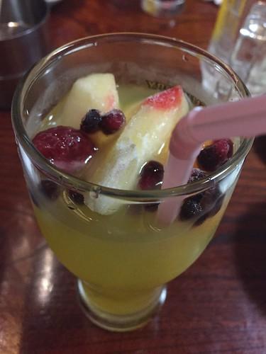 都夏 日本酒サングリア