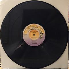 HEAVY D & THE BOYZ:BLUE FUNK(RECORD SIDE-A)