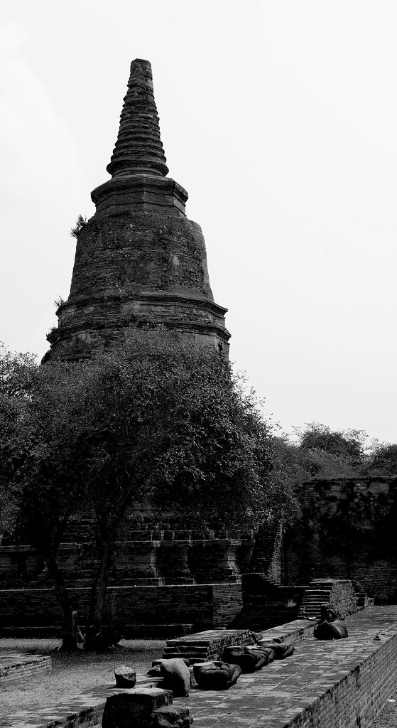 Thaïlande - Ayutthaya - 073 - Wat Ratchaburana