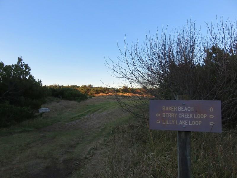 Baker Beach Trail