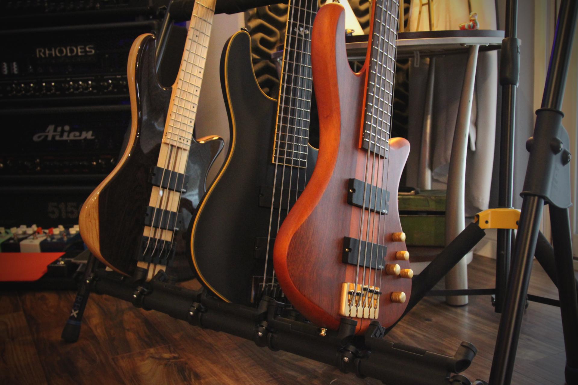 Keith Merrow Bass