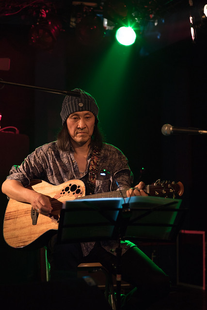 WATANABE featuring KAZZ live at 獅子王, Tokyo, 02 Feb 2017 -00082