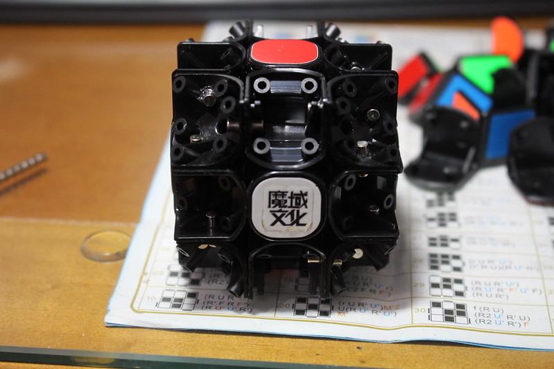 威龍GTS M磁改教學10