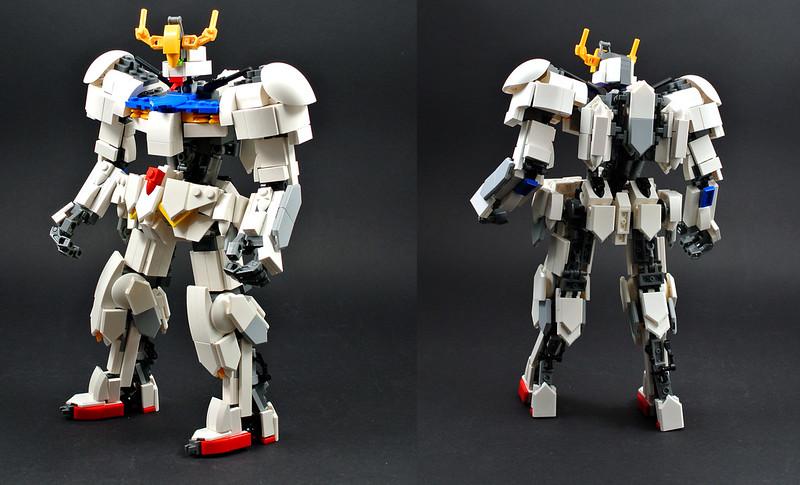Finale Iron Builder 5.0: Gundam