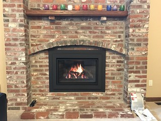 Enviro E33 w/4 Sided Surround. | by Thompson's Hearth & Home