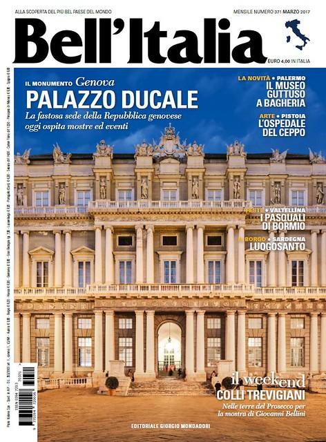 bell'italia copertina 371 marzo 2017