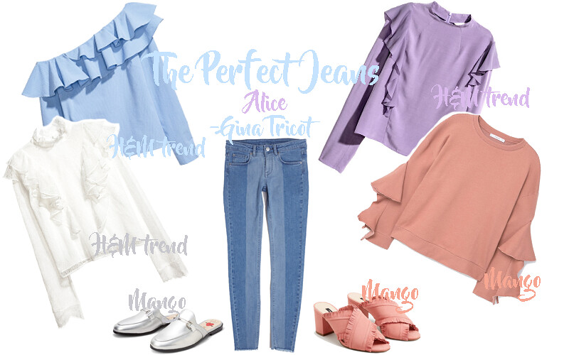 GINATRICOT THE PERFECT JEANS