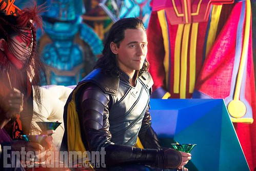 Thor: Ragnarok Loki Tom Hiddleston