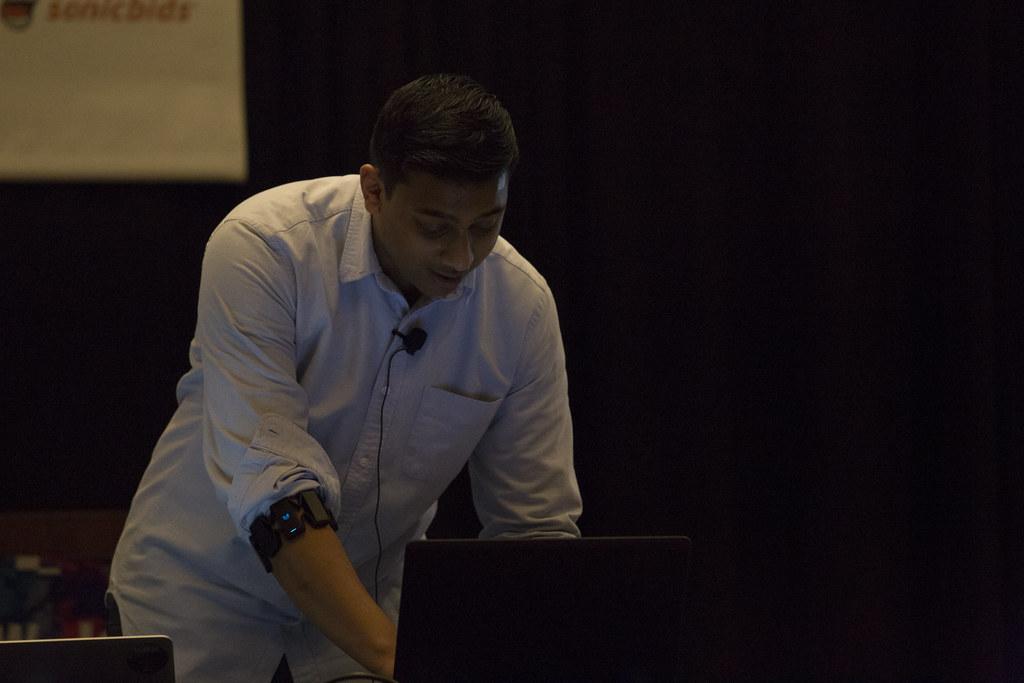 Parthiv Patel at SXSW 2017