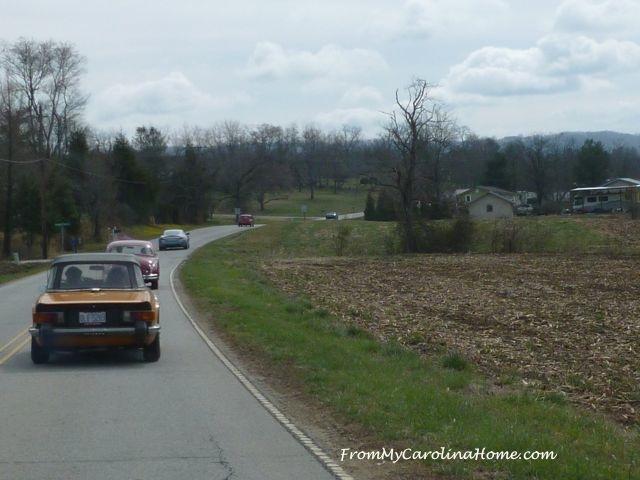 Lake Lure / Tryon NC Drive