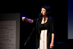 Dominique Macri, Team Scheller, Team Poetry Slam, Wien