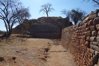 Ruinas de Khami, Zimbabue