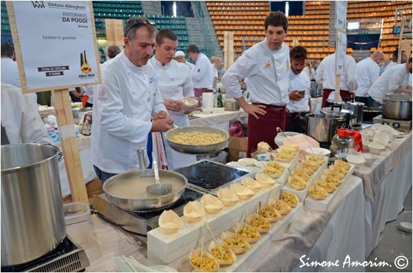 Festival del tortellino 4 edizione bologna blog soul for Ristorante amo venezia