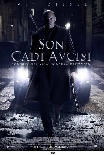 Son Cadı Avcısı - The Last Witch Hunter (2015)