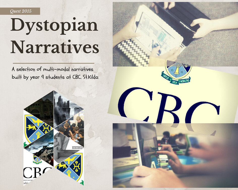 Dystopian Narratives - cover