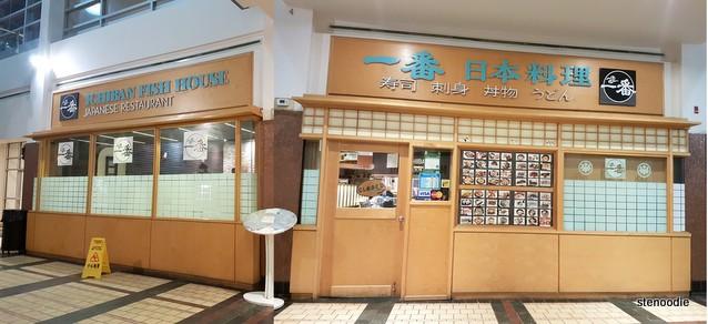 Ichiban Fish House Japanese Restaurant exterior