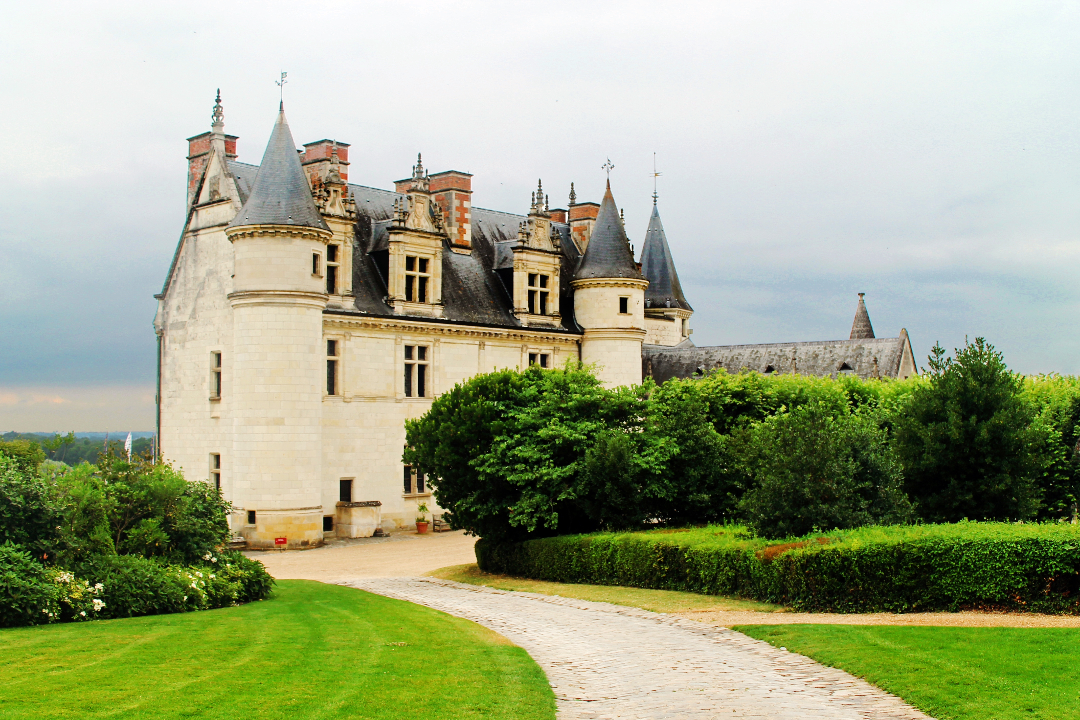 Visita ao Château d'Amboise - Drawing Dreaming