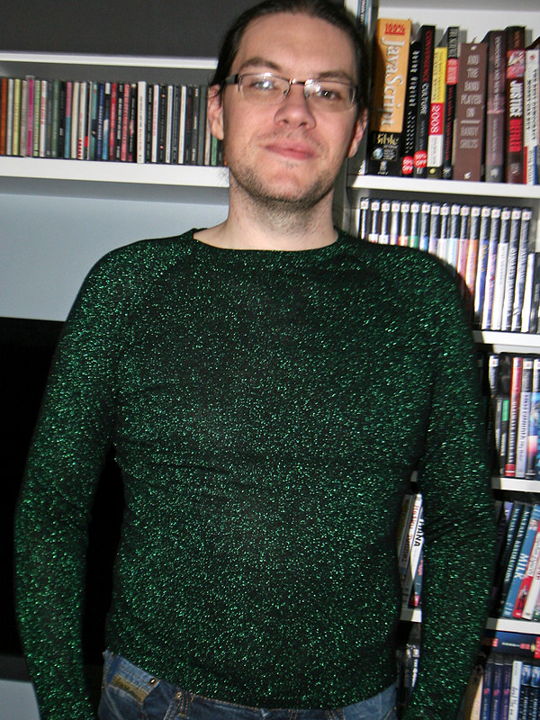 Sparkly Shirt