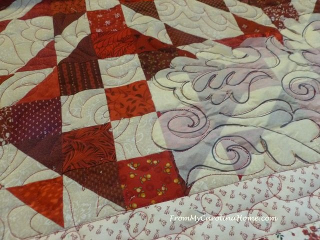 Quilting Scrap Dance Waltz
