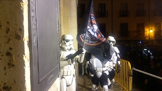 Legión 501st con ACYCOL en Palencia