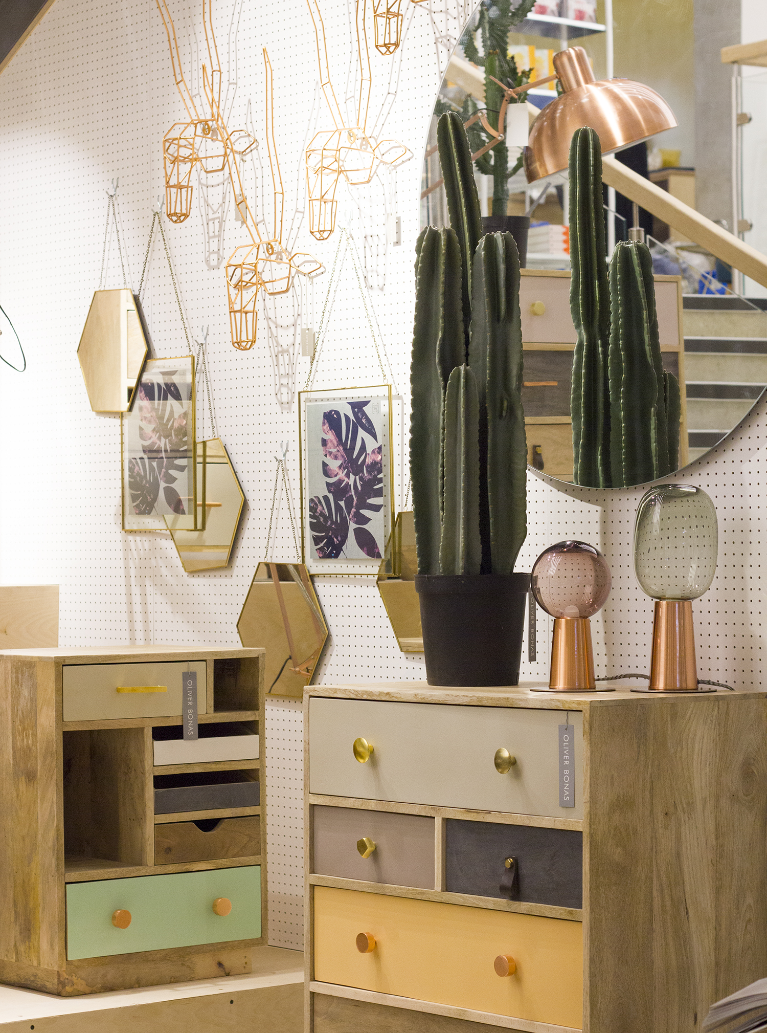 Oliver Bonas Manchester - Furniture & Lighting
