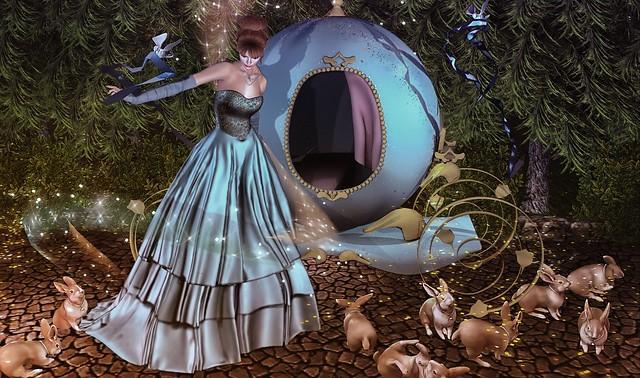 In a fairy tale