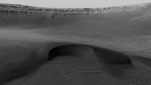 Dunes SW of Xainza Crater 002 | by Seán Doran