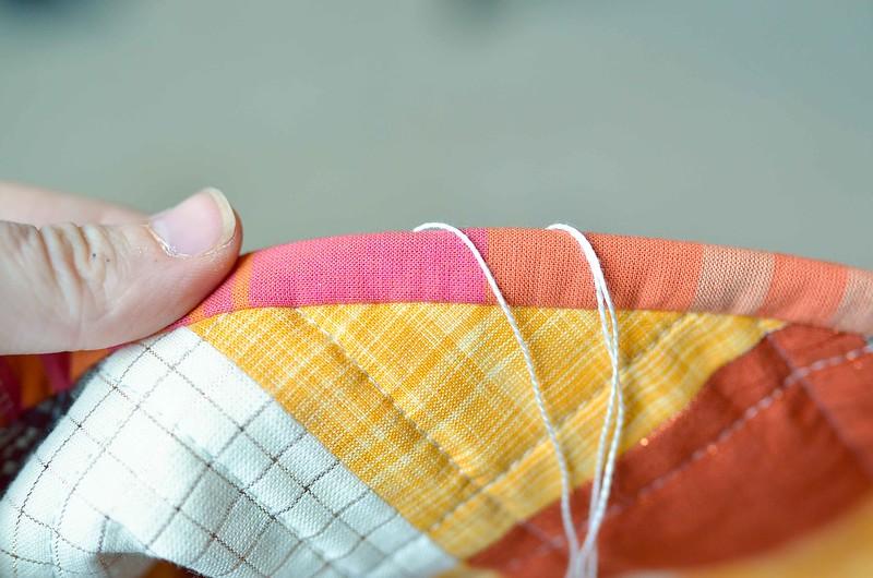 Big Stitch Binding