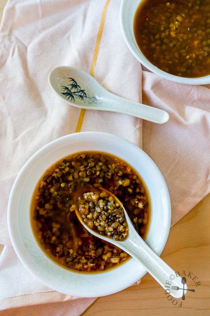 Mom's 3-Ingredient Green Bean Soup