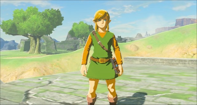 Breath of the Wild - Hero Outfit