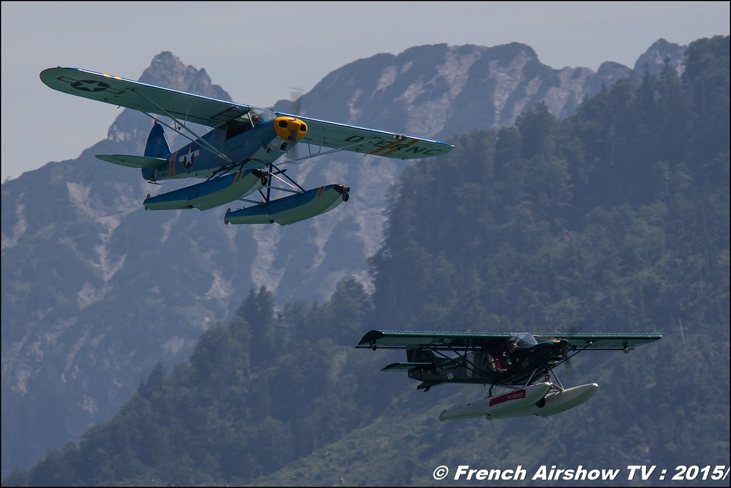Hydravions, Sankt Wolfgang / St Wolfgang : Austria , scalaria air challenge 2015, Meeting Aerien 2015