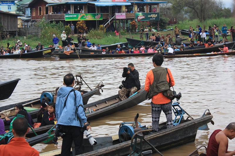 Паунгдо У, фотокорреспонденты