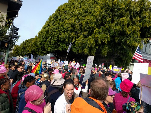 Women's March Oakland 2017-01-21