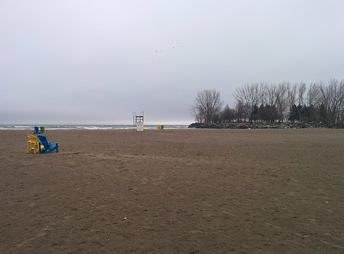 On Woodbine Beach (3)