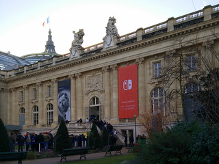 Événement Nintendo Switch au Grand Palais | by GeekShadow