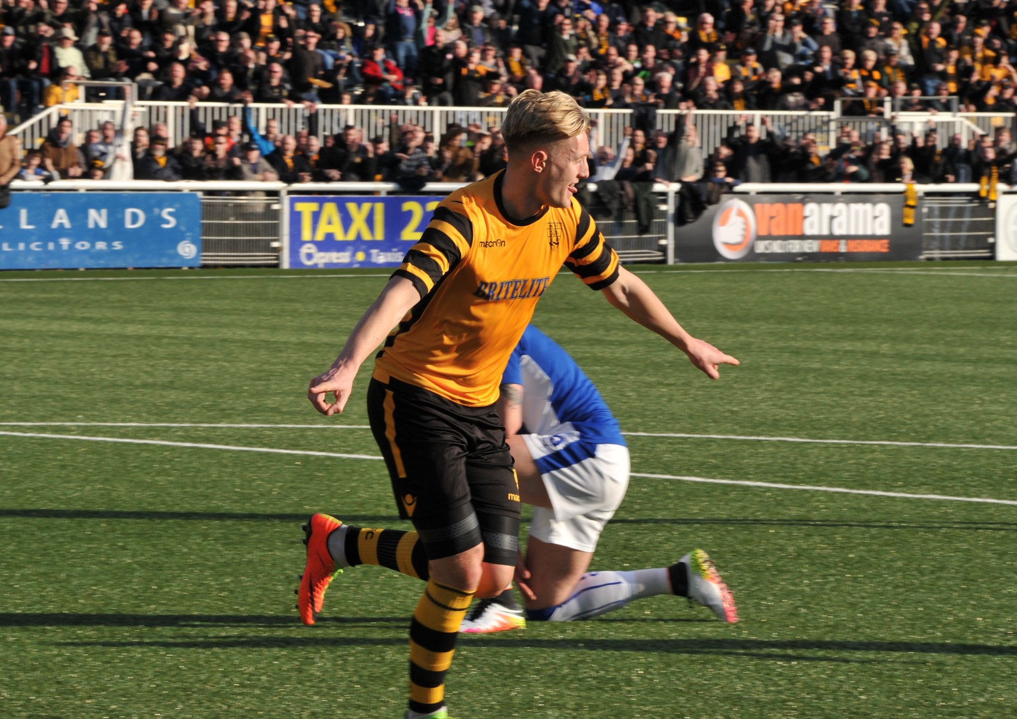 Maidstone United v Chester 199