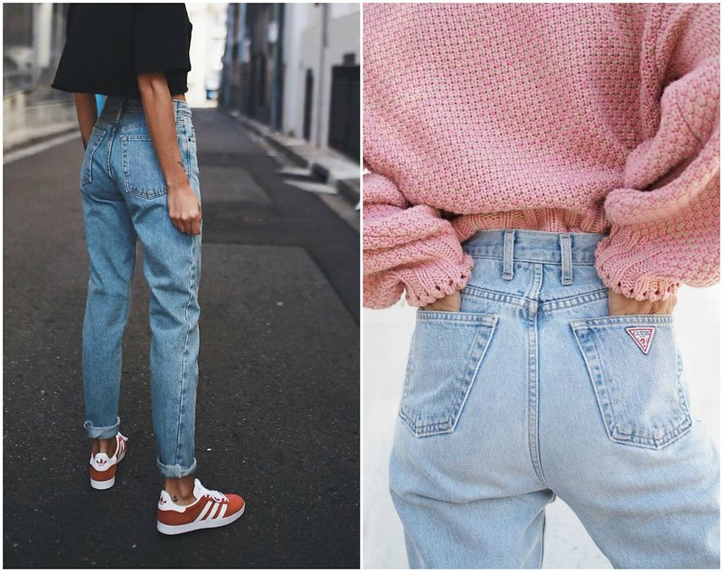 OUT 4 Mom jeans
