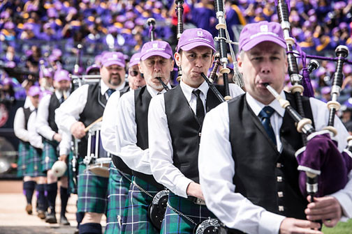 NYU Pipes and Drums