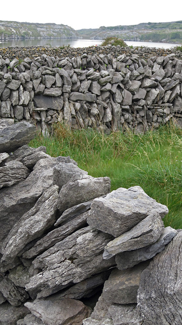 The Aran Island of Inisheer in Ireland has more rocks than just about any other place I've been to, and just about everything there is made of rocks: fences to keep rocks from escaping