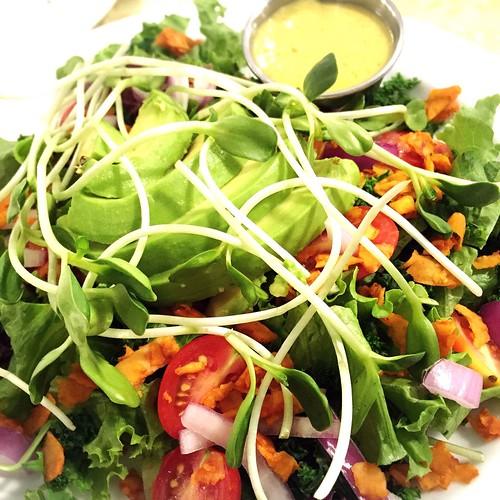 Sita Salad at Jyoti-Bihanga