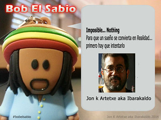 Bob El Sabio. Imposible Nothing | by ibarakaldo
