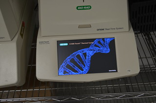 Whitney Genetics Lab DNA Sequencer | by U.S. Fish and Wildlife Service - Midwest Region