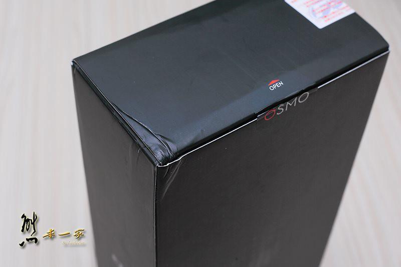 DJI Osmo開箱優缺點評比實測