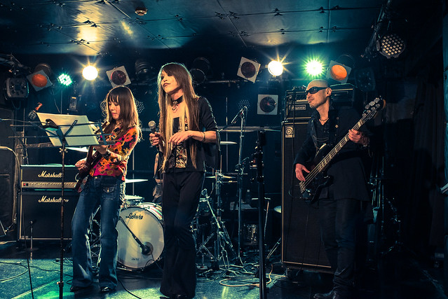 Vintage Rock Night jam session at ShowBoat, Tokyo, 01 Feb 2017 -00409