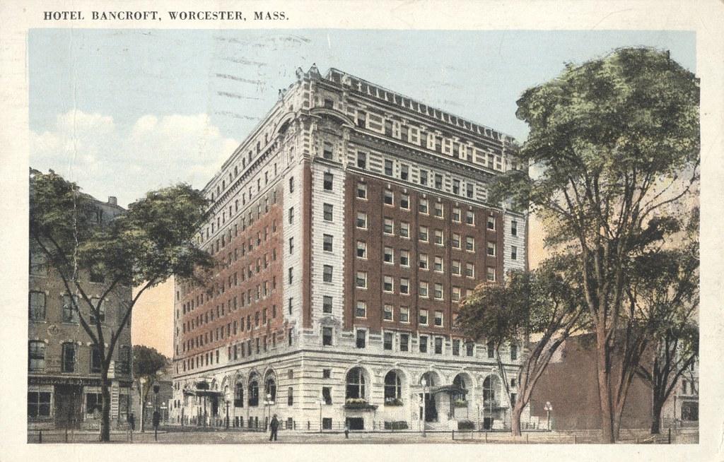 Hotel Bancroft - Worcester, Massachusetts