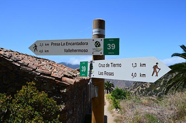 Signpots La Gomera