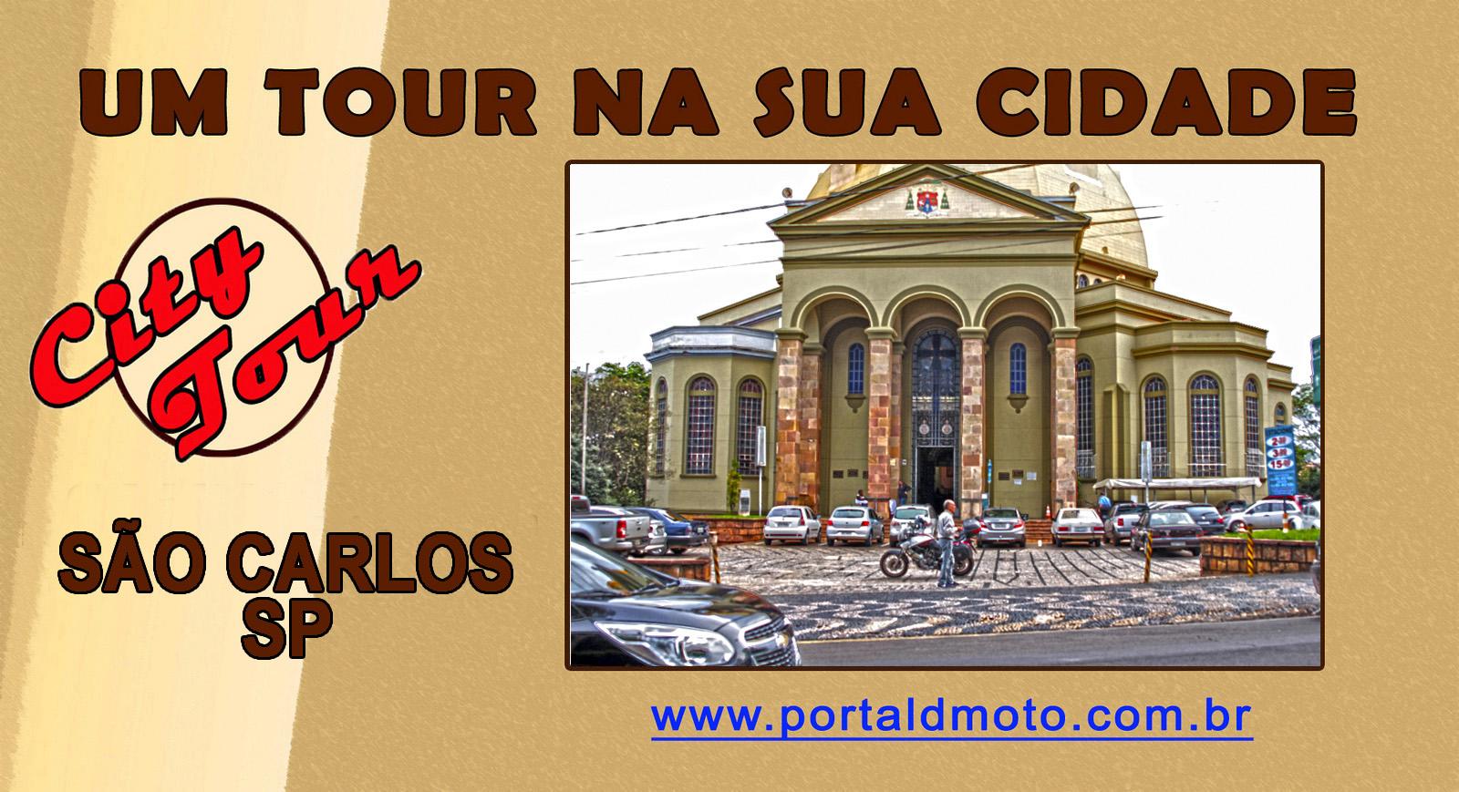 CITY TOUR = SÃO CARLOS
