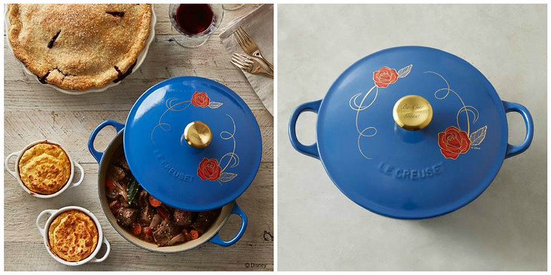 beauty and the beast lecreuset