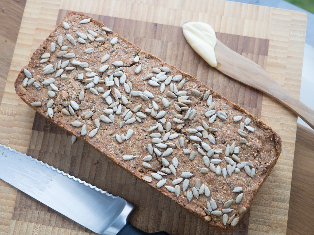 Recipe for Homemade Danish Rye Bread Without Sour Dough